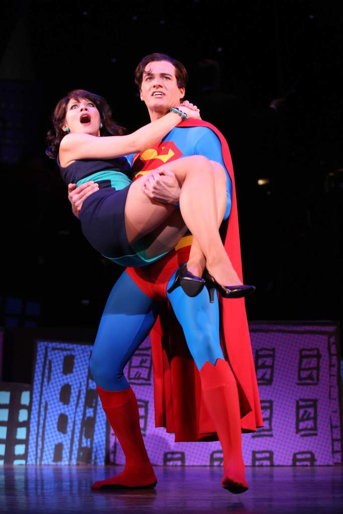 Encore'sIt's A Bird It's A Plane It's Superman