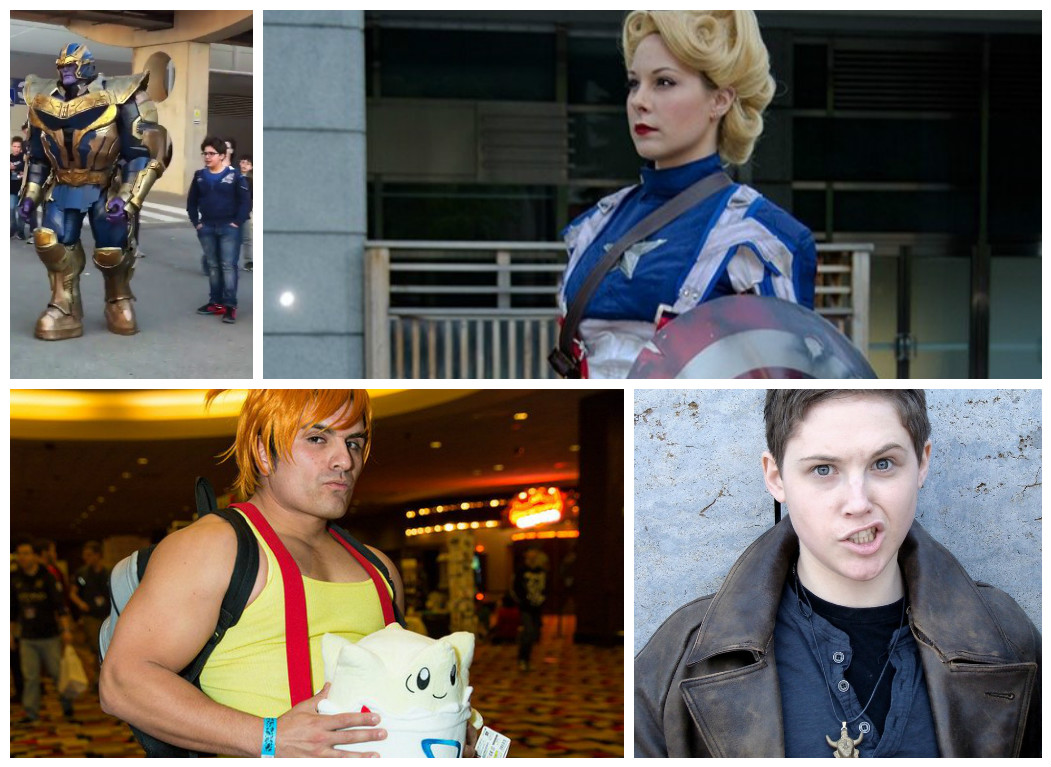 cosplay variety