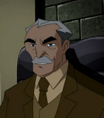 the batman mayor grange