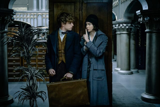 Fantastic beasts whisper