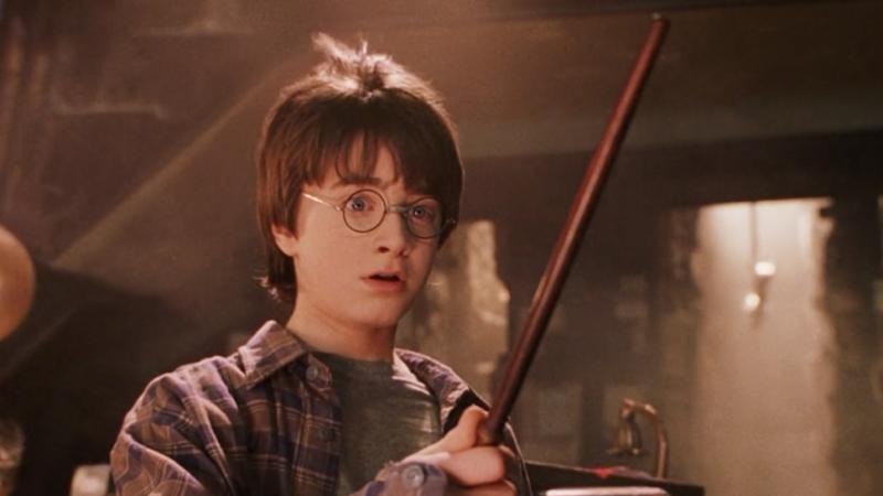 harrys wand