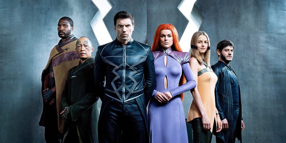 What Are The 'Inhumans'?