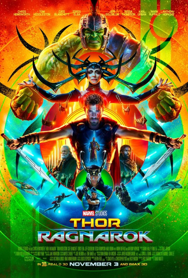 thor 3 poster