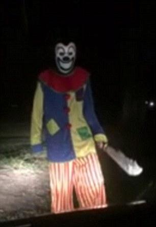 2016 clown