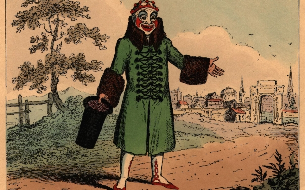 grimaldi first clown early 1800s