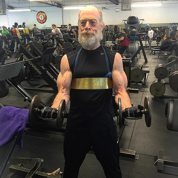 jk simmons buff