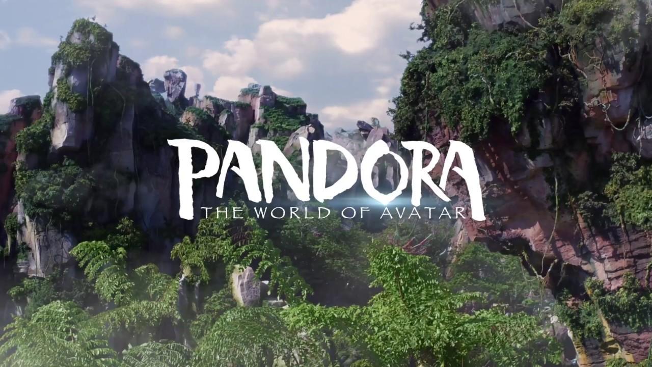 disneyworld pandora