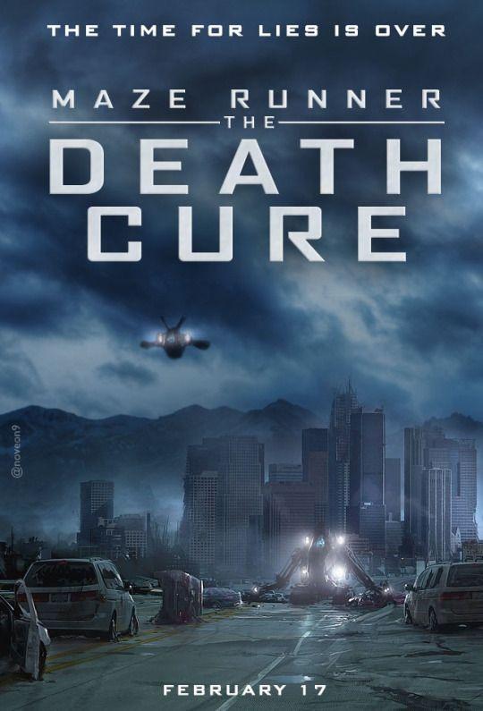 maze runner death cure