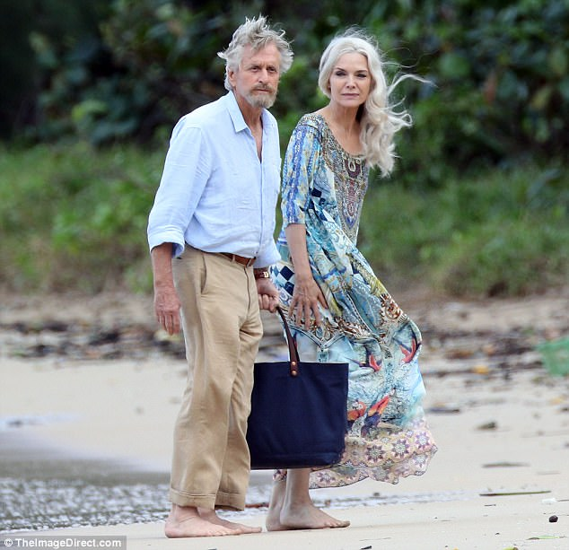 michael douglas and michelle pfiefer