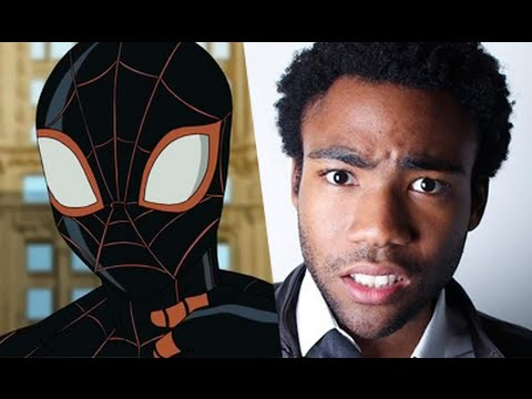 donald glover miles morales