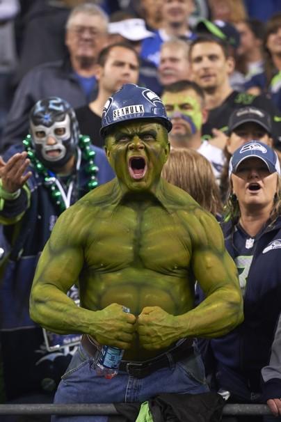 hulk at the superbowl