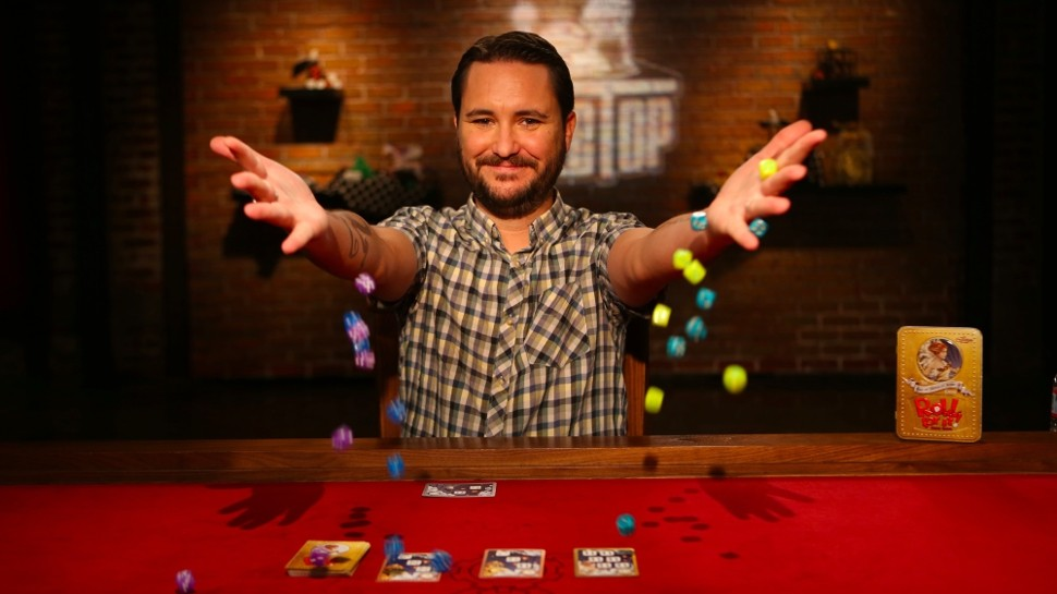 wil wheaton tabltop