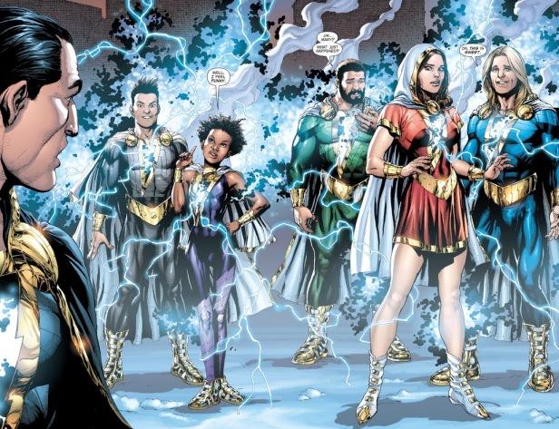 New-52-Shazam-Family