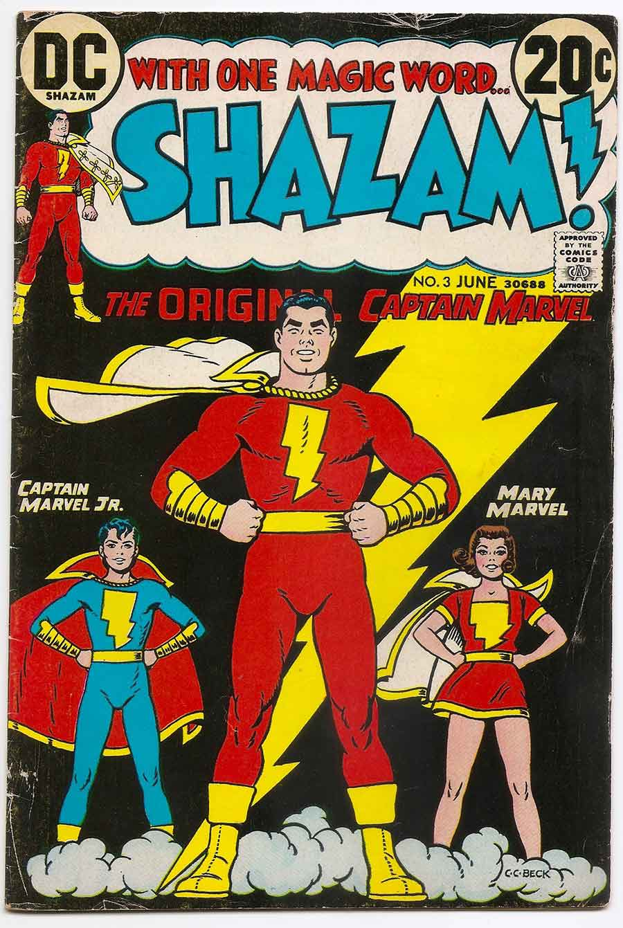 Shazam-Captain-Marvel-3-Brooklyn-Comic-Shop