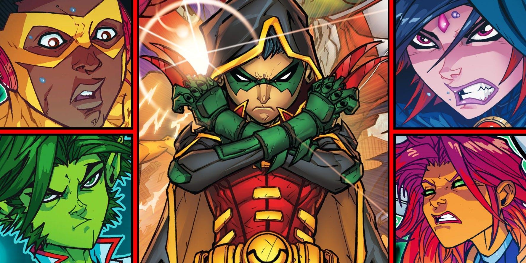 Teen-Titans-Rebirth-Robin-Wayne