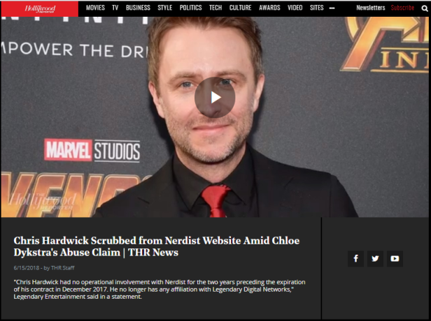 chris hardwick abuse