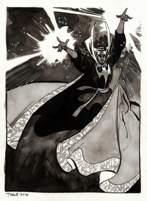 Doctor Strange by Tim Sale