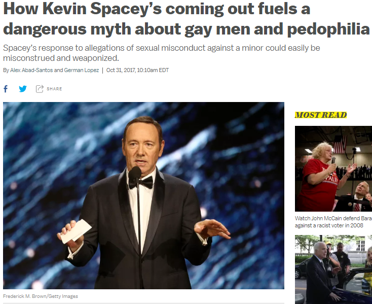 kevin spacey pedophilia