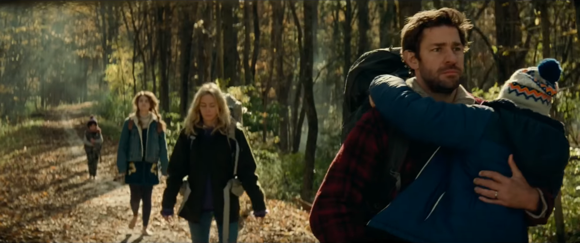 Movie Review — A Quiet Place. I don't know what it is, but for some… | by  Bryson Roberts | Medium