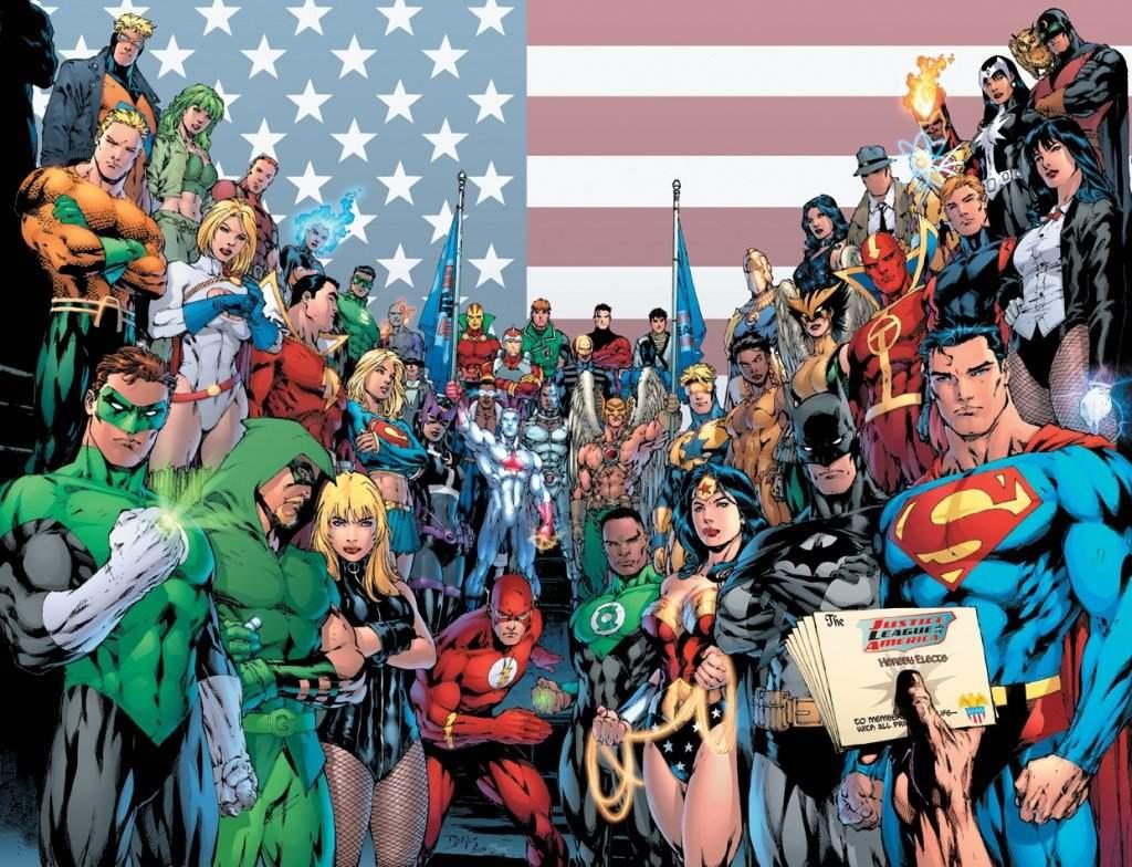 Top 30 DC Comics Reading List – The Nerdd