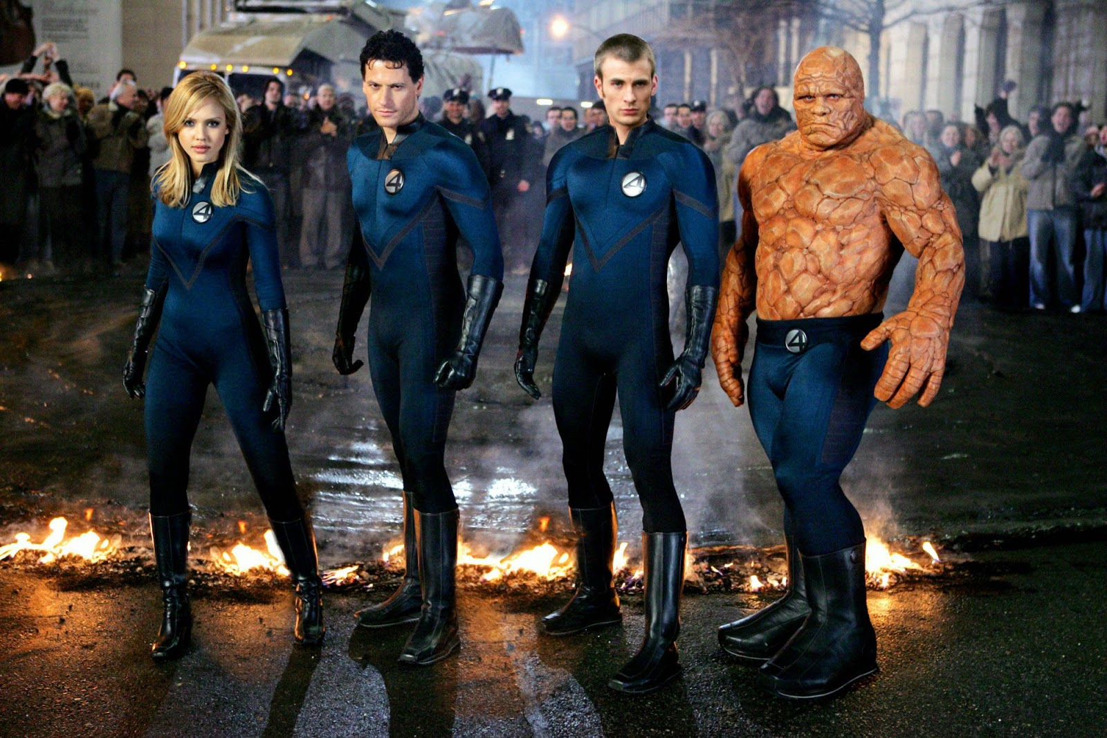 Image result for fantastic four 2005