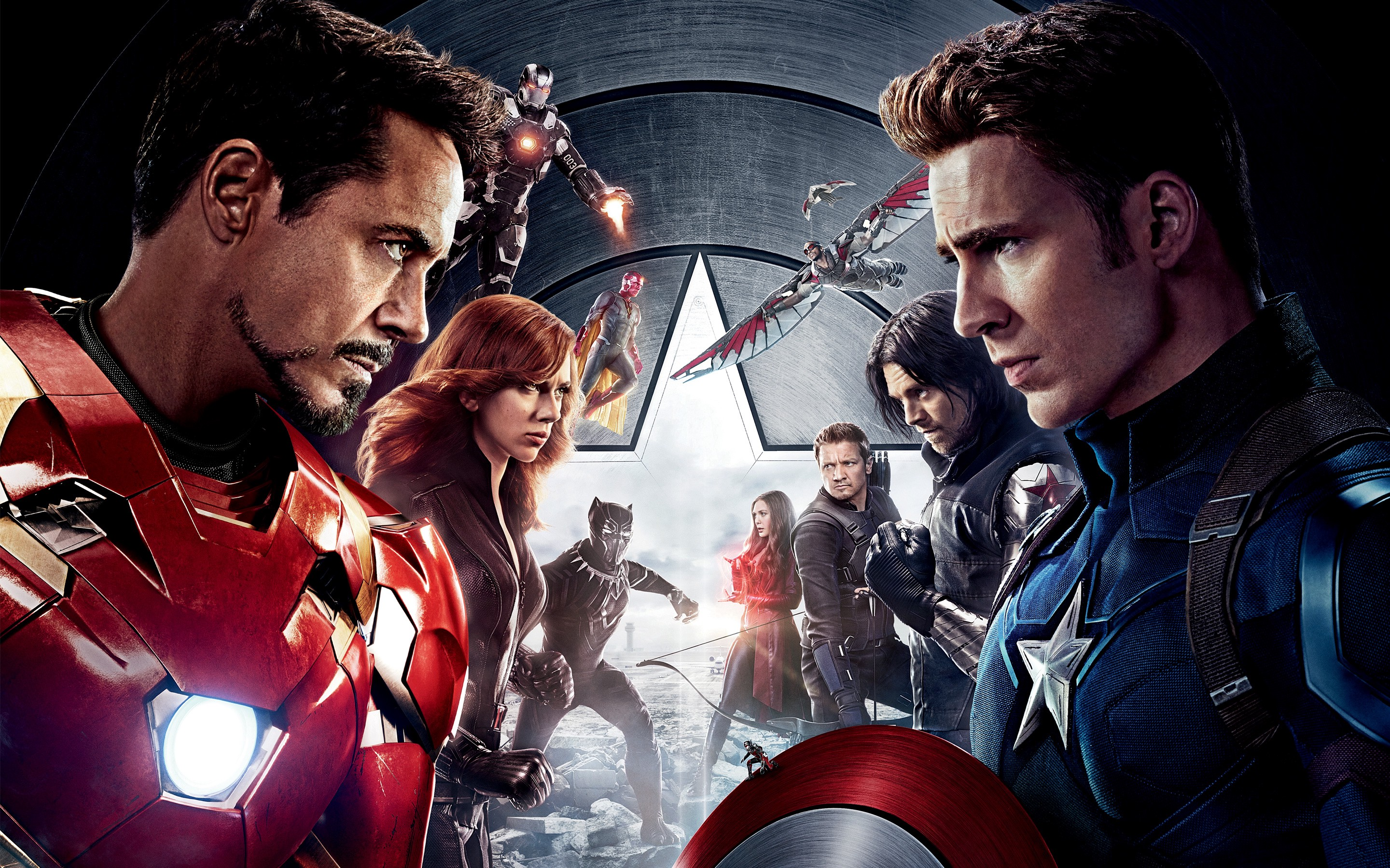 Captain America Civil War Review: Marvel at Their Best