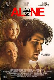 Alone Poster 1 | GoldPoster