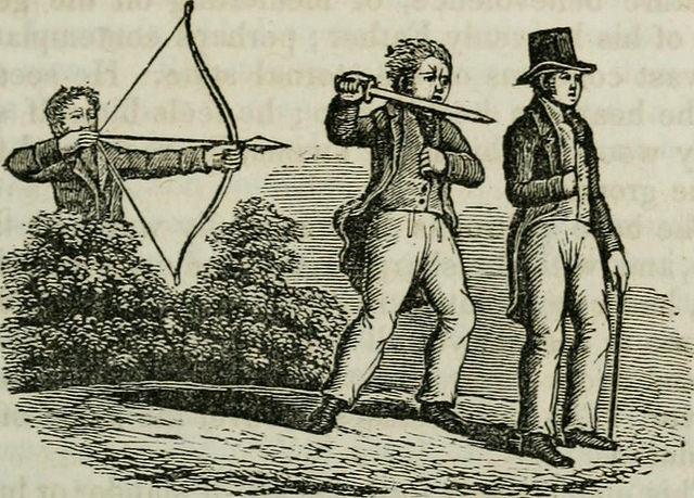 Methods & Madness: Alternate Backstabbing for old school D&D