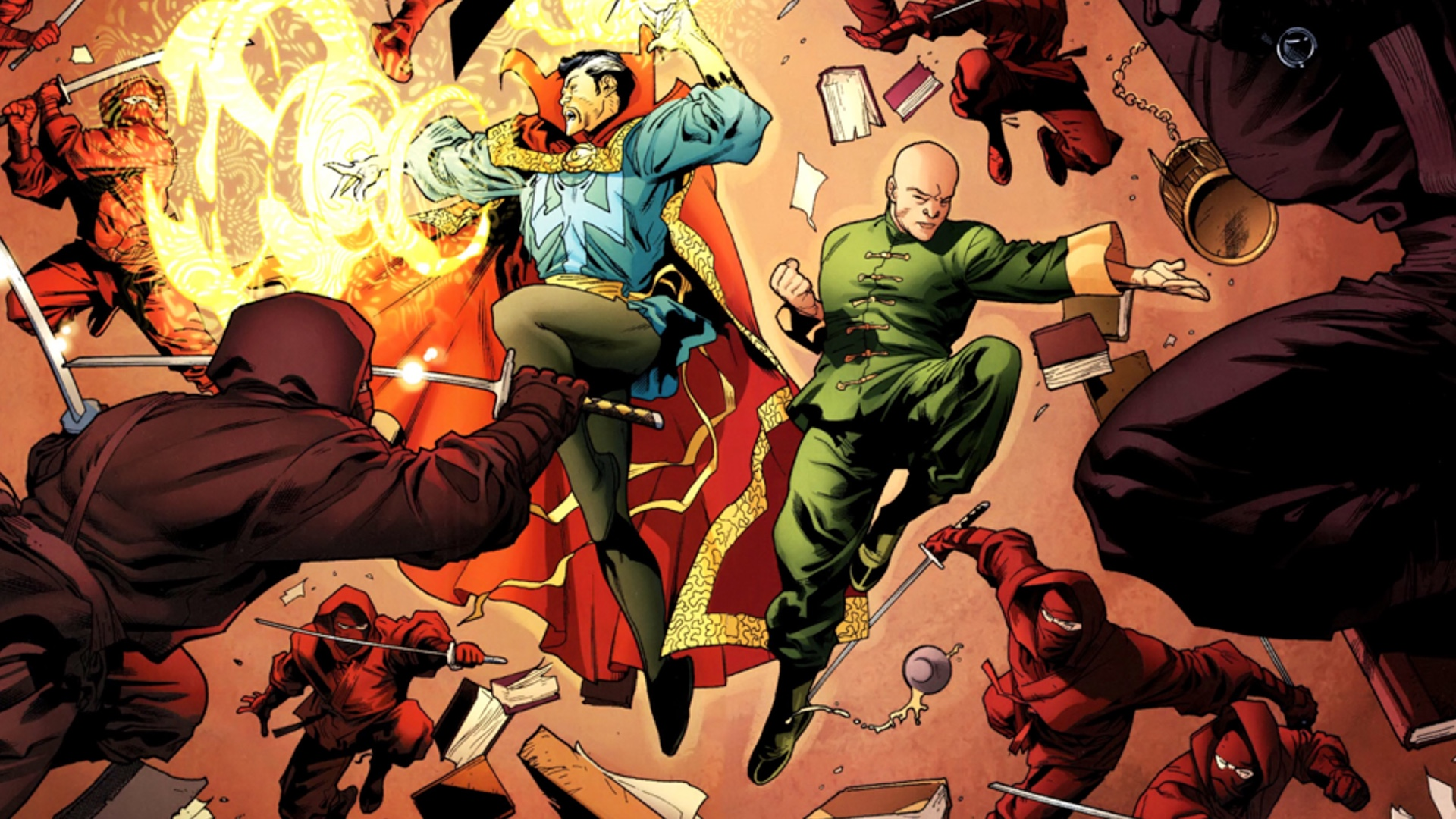 Marvel Casts Benedict Wong as Wong in DOCTOR STRANGE — GeekTyrant