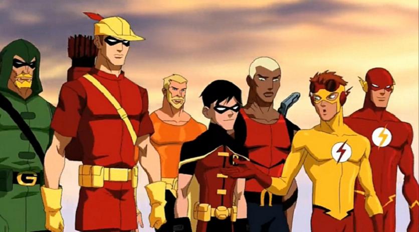Holy Heroes: Sidekicks and Superheroes!