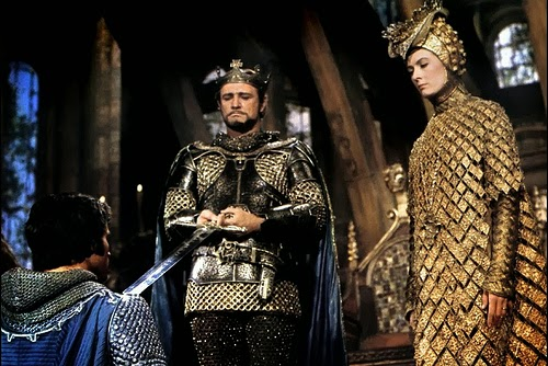 As I Said...: Fashion in Film: Camelot (1967)