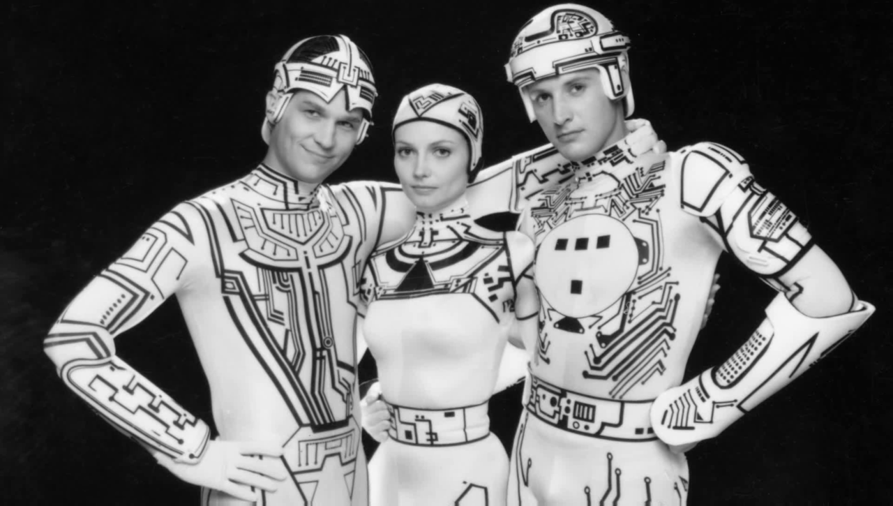 Fruitless Pursuits: Courtney Coulson's Costume Critiques- Technology and  Textiles Part 1: Tron