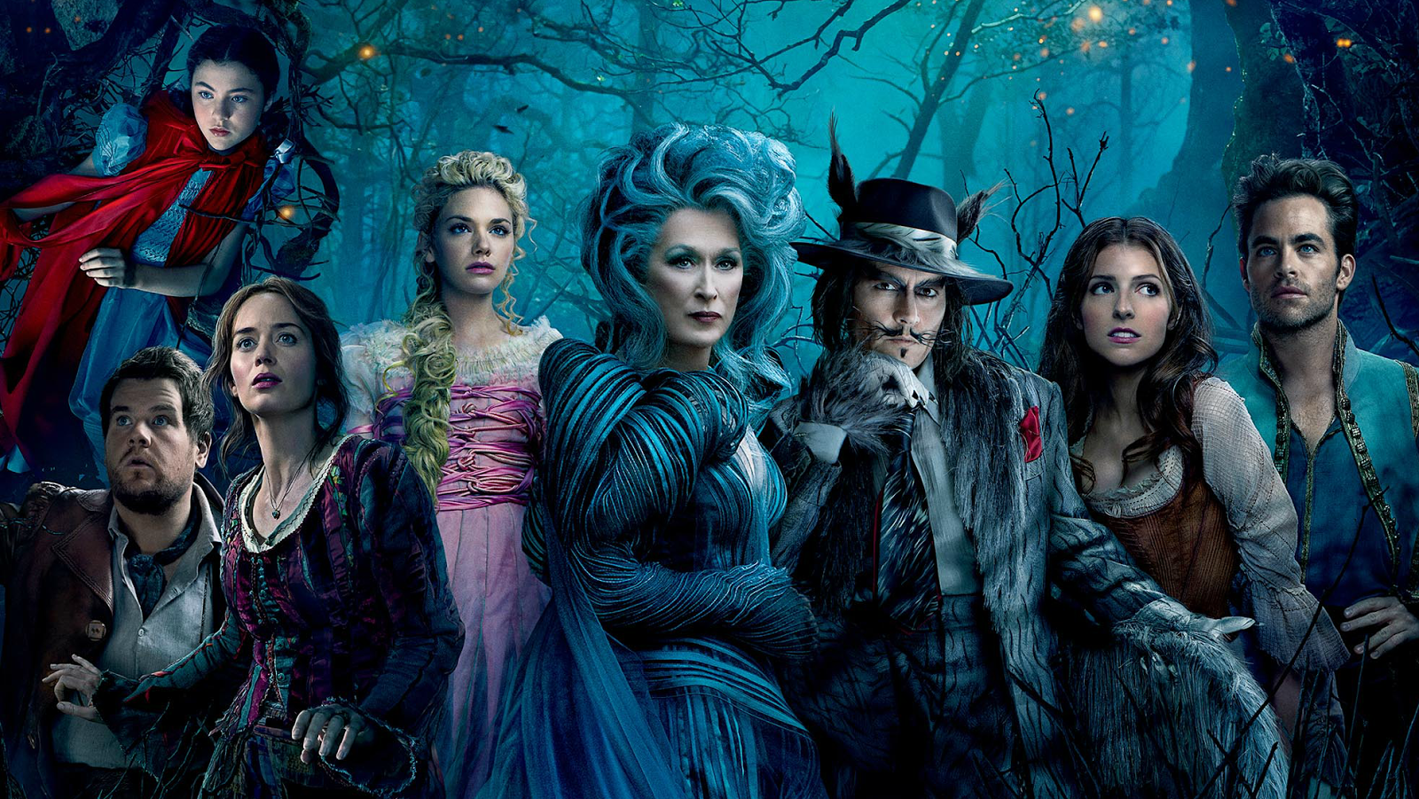 Movie Review: 'Into the Woods' (2014) — Eclectic Pop