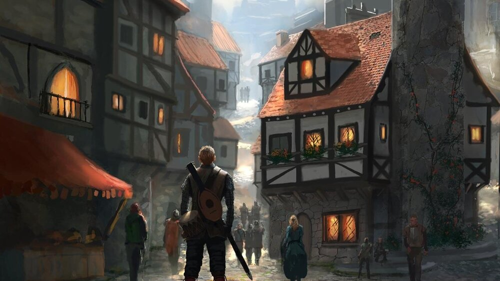 How To Create A DnD Town? — Dungeon Goblin