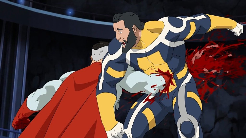 Doctrine of The Invincible. ~ essay on the animated series… | by Zsoro |  Medium